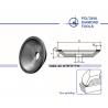 Deimantinis galandimo diskas 150mm (bliūdelis)