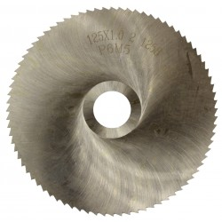 Diskinė freza 80x1,6mm metalui