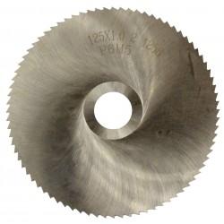 Diskinė freza 125x4.0mm...