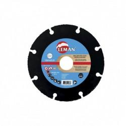 Diskas 125x22,2mm medžiui,...