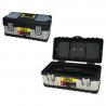 Įrankių dėžė plastikinė/metalinė 410x215x183mm