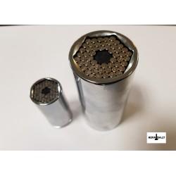 Galvutė 1/2 universali 7-19mm