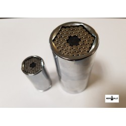 Galvutė 1/2 universali 11-32mm