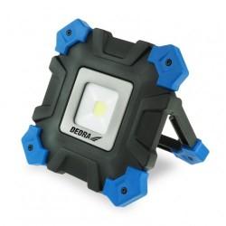 Įkraunama lempa LED-COB Dedra