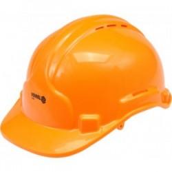 Šalmas statybinis oranžinis...