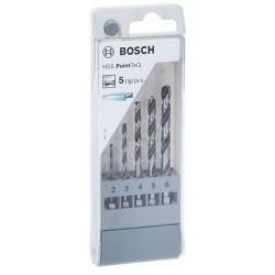 Grąžtų rink. 5vnt. Bosch...