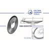 Deimantinis galandimo diskas 125mm frezoms,...