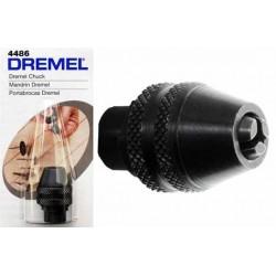 Griebtuvas 0.8-3.2mm DREMEL