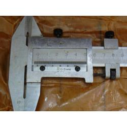 Slankmatis 200mm 0,05 Rusija