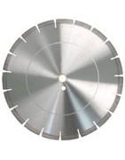 Betono, plytelių pjovimo diskai